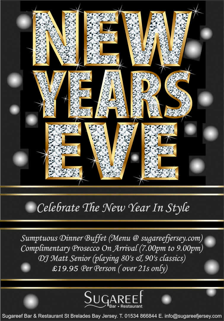 Sugarreef New Years Eve Party Event